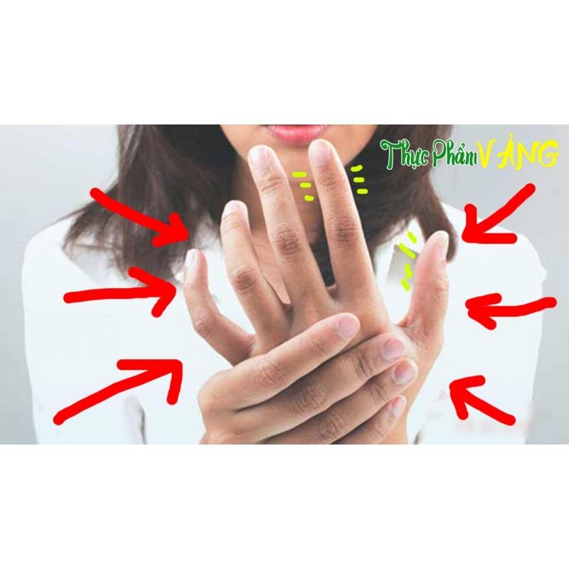 Bấm Huyệt masage đã thông khí huyết chữa bệnh tê tay