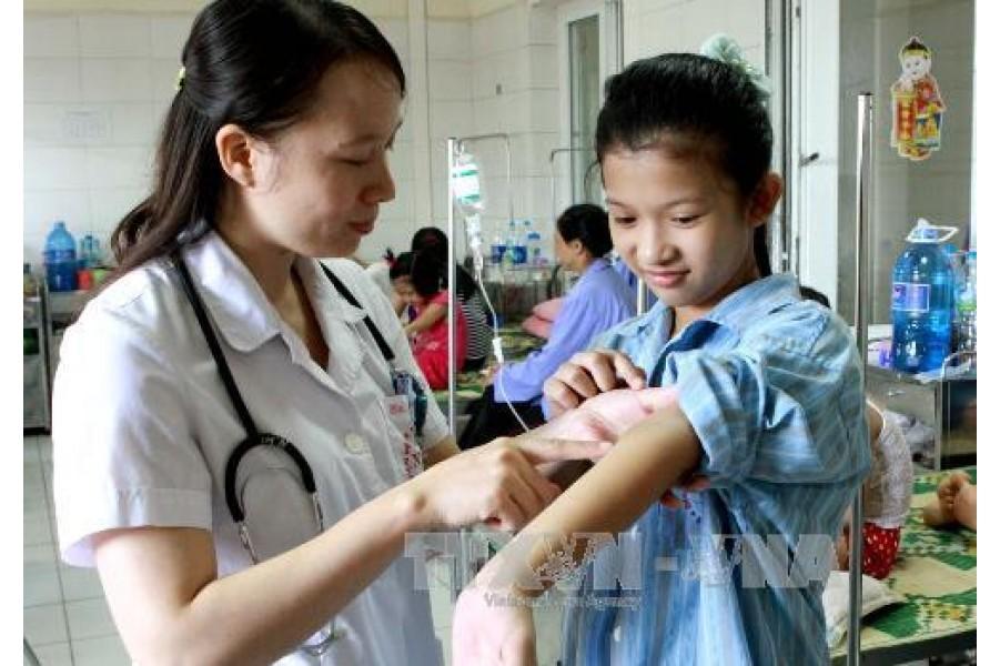 Phòng bệnh chủ động để giữ sức khoẻ